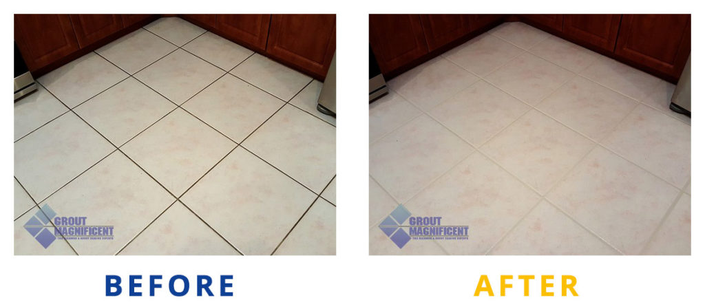Specialize in Tile Grout Cleaning