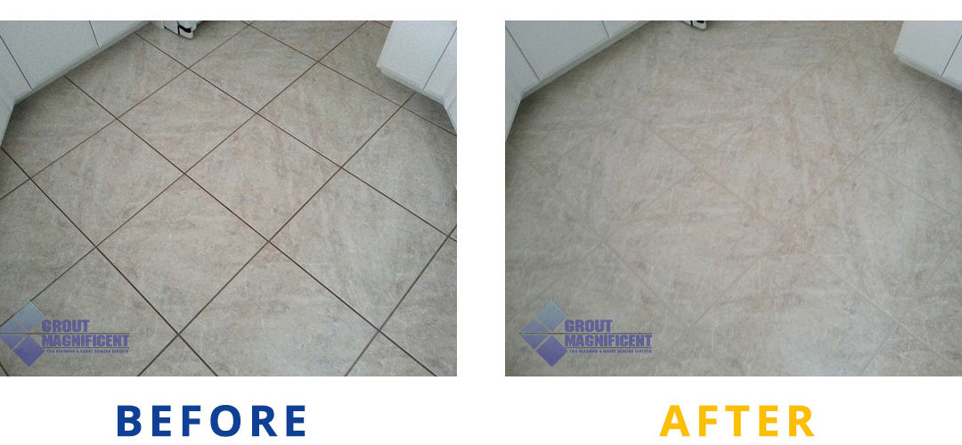 Advantages Of Having Us Clean Your Tile and Grout?