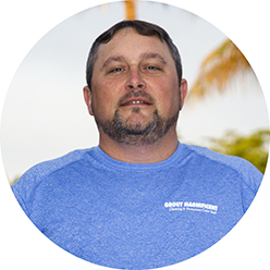 Chris Fraley - Tile Cleaning Technician