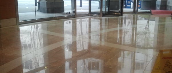 We Specialize in Commercial Tile Cleaning!
