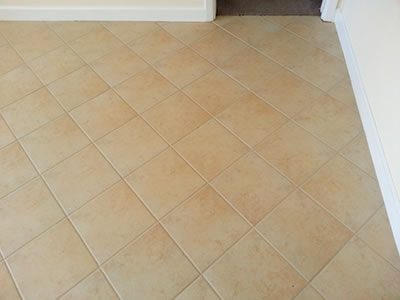 Clean Grout Lines After Cleaning