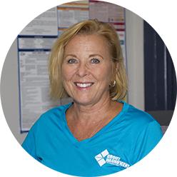 Julie Huckelberry - Office Assistant