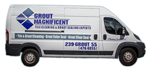Grout Magnificent Tile Cleaning Van