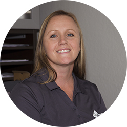 Jamie Sorenson - Office Manager