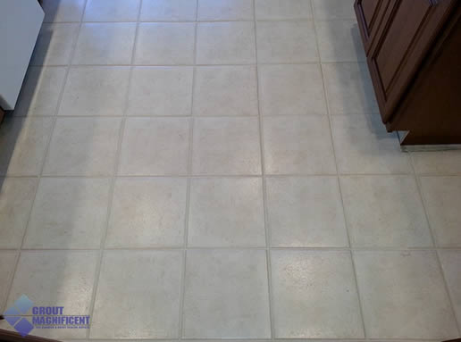 Restored Tile & Grout