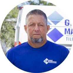 Alberto Ruiz - Grout Technician
