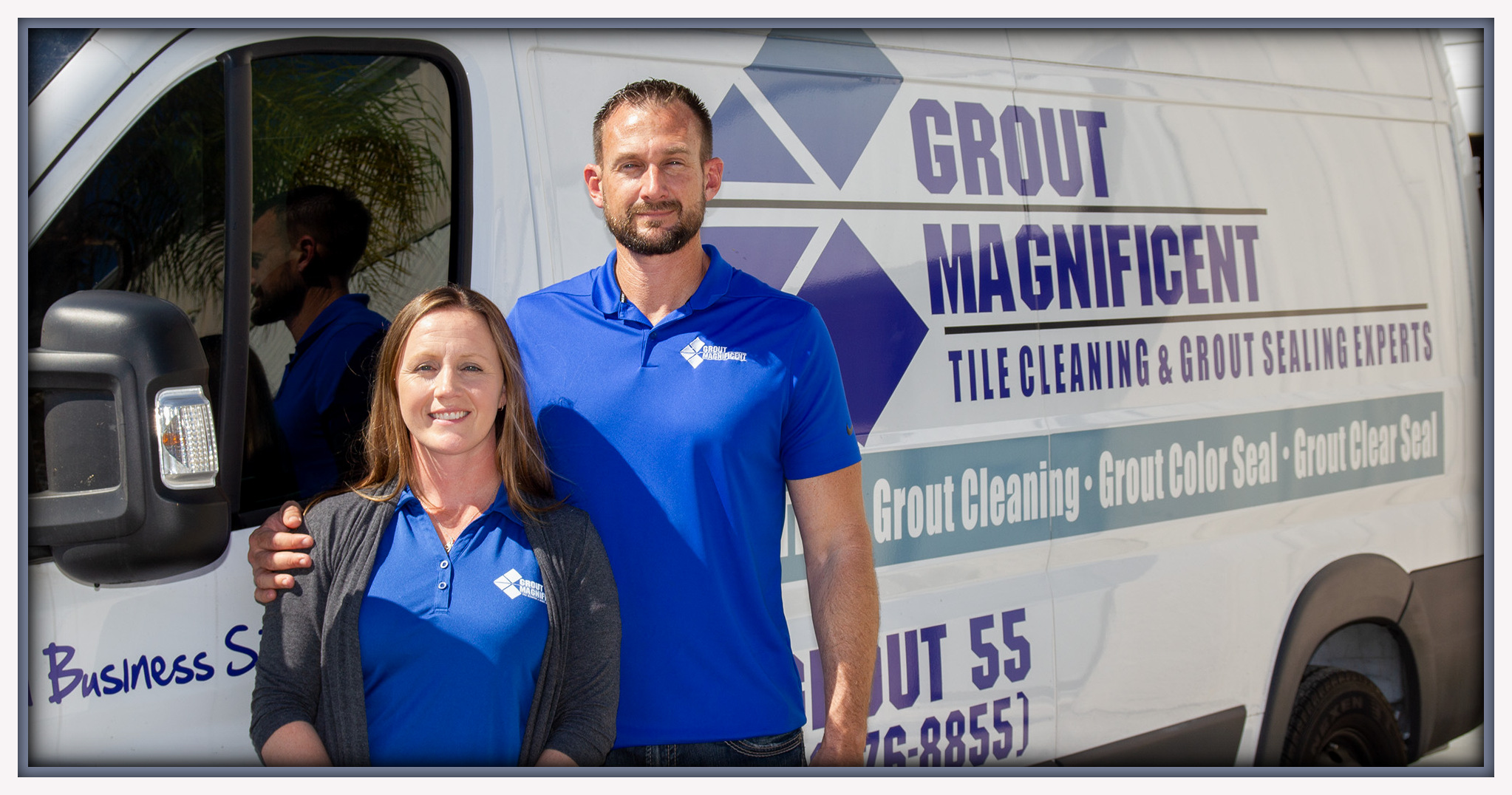 Professional Tile Grout Cleaners