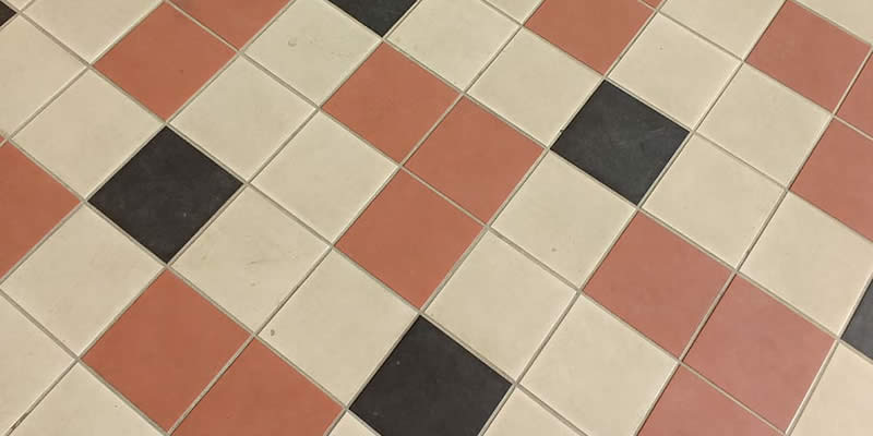 remove old grout