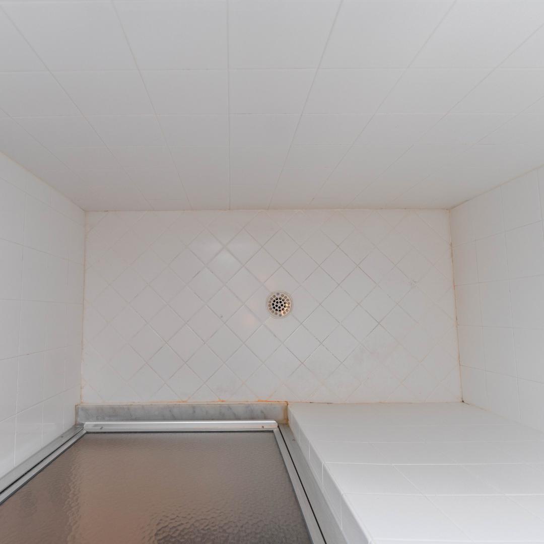 Before Shower Tile Install